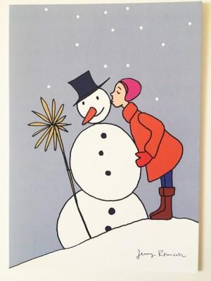 Schneekuss