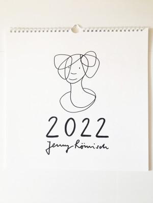 "Kunstkalender ""Linien"""